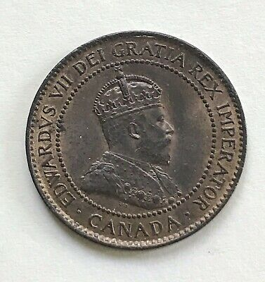 1902 Canada Large Cent ~ One Cent Choice UNC