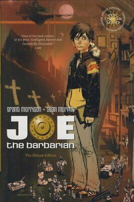 Joe the Barbarian by Sean Murphy Hardback Book The Cheap Fast Free Post