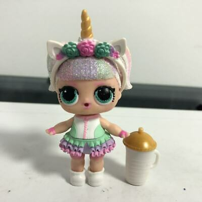 Ultra Rare LOL Surprise Doll Glitter Series Unicorn Sparkle toy for girl gift