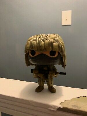 All Ghillied Up Funko Pop No Box