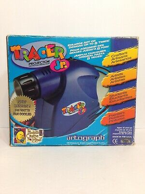 TRACER PROJECTOR JR. Artograph Art Projector with instruction manual