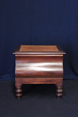 Small Chest English/Wooden Mahogany/Period Beginning '900 / Antique