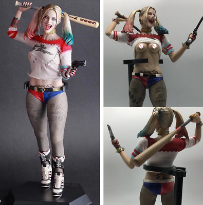 HOT 1/6TH Crazy Toys DC Comics Suicide Squad Sexy Harley Quinn Figure Figurine