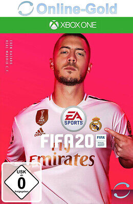 FIFA 20 - Xbox One Spiel Download Code - FIFA 2020 - Standard Version - Global