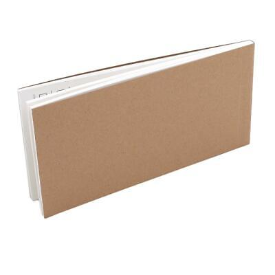 Portable Notebook Journal Diary Office Student Drawing Notepad Memo YI