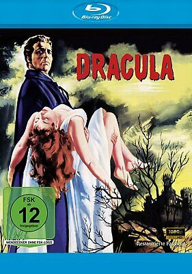 Dracula - (Christopher Lee) # BLU-RAY-NEU
