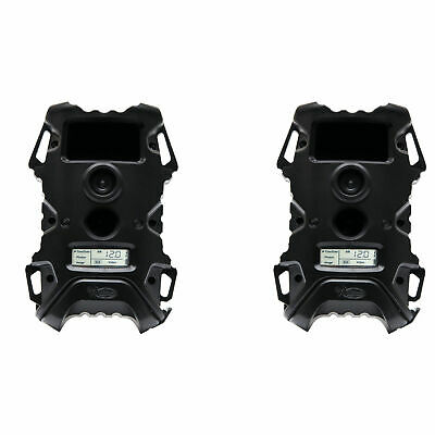 Wildgame Innovations Terra Extreme 12 Lightsout 12MP IR Game Camera (2 Pack)