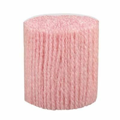 Latch Hook Wool Yarn - Trimmits - Baby Pink  400 strands 3ply Use on 5hpi canvas