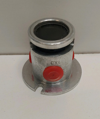 New Old Stock! Bimba Disc Air Valve 4Mv8