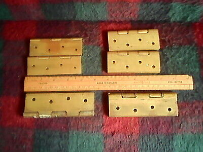 Job Lot One Of Vintage And Later Brass Furniture For Doors Drawers Windows Etc