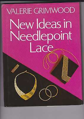 New Ideas In Needlepoint Lace Book