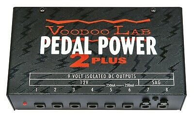 Voodoo Lab Pedal Power 2 PLUS Factory Direct Refurbished w/ 5-Year Warranty