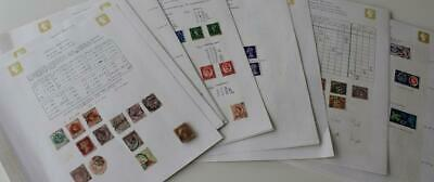 GB Useful Stamp Collection from QV onwards Used and Mint hinged ranges