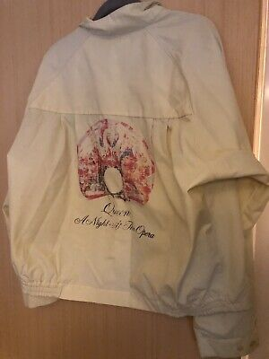 Queen A Night At The Opera Rare Cream Jacket. Very Limited
