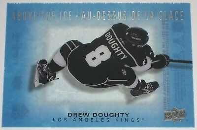 2015-16 Upper Deck Tim Hortons Above The Ice Drew Doughty Insert Card #Ai-Dd