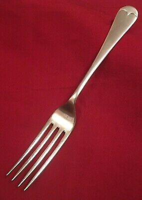 Vintage Sheffield Silver Plated Dinner Fork c.1930's