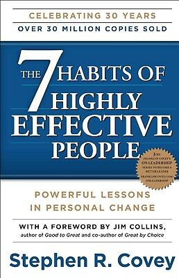 The 7 Habits of Highly Effective People by Stephen R. Covey (digital download)