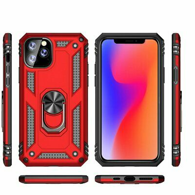 For iPhone 11 Pro XS Max X XR 7 8 6 6S Plus Slim Shockproof Armor Case Cover