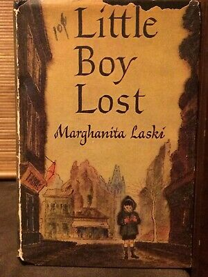 LITTLE BOY LOST By Marghanita Laski - Hardcover Special First Edition