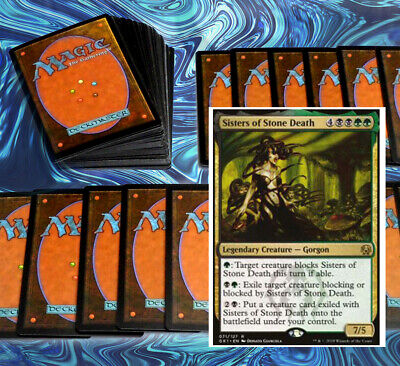EDH Magic the Gathering MTG FTG 50 Ally Lot with Rares Collection