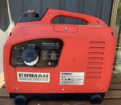 Portable generator (FIRMAN INVERTER)