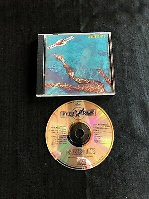 LITTLE RIVER BAND Greatest Hits (1984) CD Capitol Records