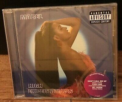 Mabel Hand Signed Autograph High Expectations Cd Brand New Sealed 2019 Limited B