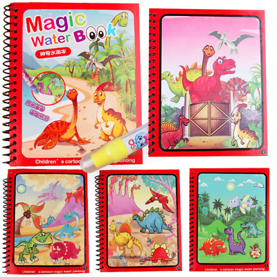 magic and doodle coloring water drawing painting book pen board kids toys