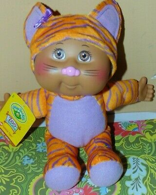 NEW 2018 Cabbage Patch Kids Tallulah Tiger  Zoo Friends Cutie