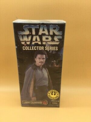 "Star Wars Lando Carlissian  Kenner 12""  Collection Series  Rare In  Box!"