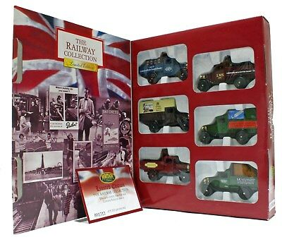 Oxford Diecast The Railway Collection Limited Edition Lorry x 6  MIB