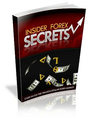 Insider Forex Secrets Pdf EBook-Ebooks with Master Resell Rights-Free Shipping