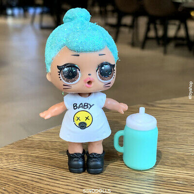 rare LOL Surprise Doll Sparkle Series 1 Glitter Troublemaker Authentic toy gift