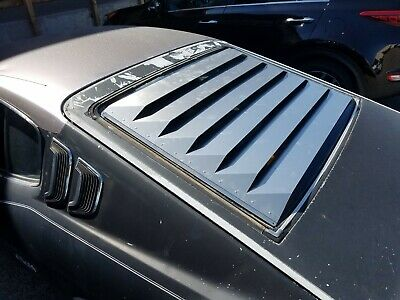 Toyota Celica Rear SHADOW Louvers NEW Reproduction RA28 RA29 RA35 TA27 76 77
