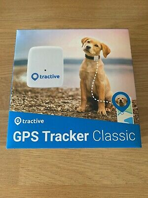 Tractive Dog GPS Tracker waterproof dog finder pet GPS collar attachment