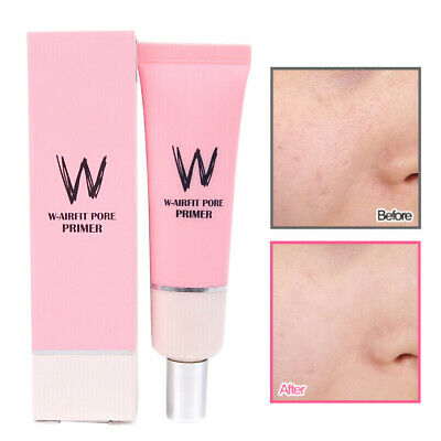 For WLab W-AIRFIT PORE PRIMER Moist Oil Control Concealer Foundation Primer