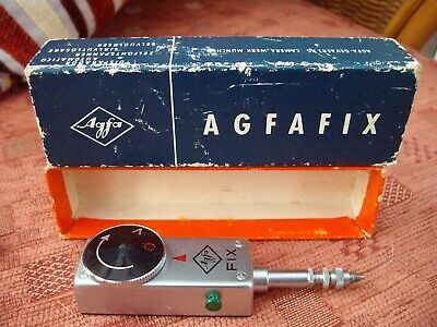 Vintage AGFAFIX Self-Timer Type 6737 - Interesting Accessory - Original Box!
