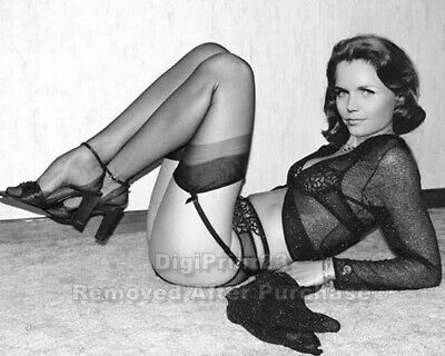 Beautiful Actress Lee Remick Pin Up - 8X10 Photo Picture