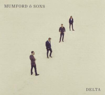 Mumford and Sons Delta CD 2018 - NEW SEALED!