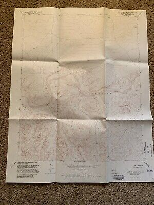East Great Bend New Mexico NM USGS Topographic Map Topo 7.5 Minuet 1966 San Juan