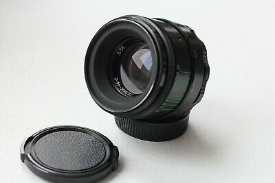Helios 44-2 58mm F/2 Lens For Zenit, m42 Mount