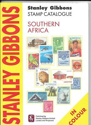 Stanley Gibbons - Southern Africa stamp catalogue - 2nd edition