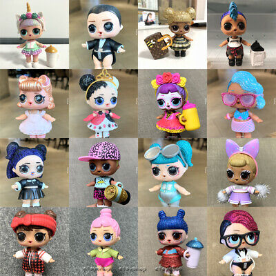 Original LOL Surprise Dolls BeBe Bonita Unicorn Punk Boi HEARTBREAKER Queen bee