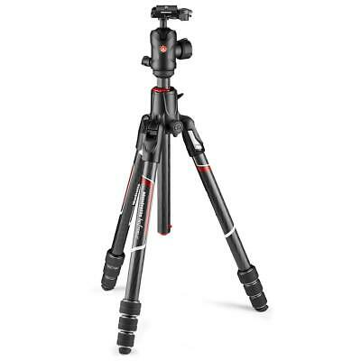 Manfrotto Befree GT XPRO Travel Carbon Fiber Tripod with MH496 Ball Head
