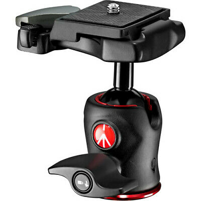 Manfrotto MH490-BH 490 Centre Ball head with 200PL-PRO Quick Release Plate