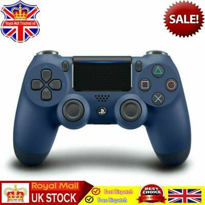 Midnight Blue PS4 Wireless Game Controller PlayStation Dualshock 4 For SONY PS4