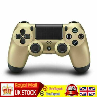 NEW Gold PS4 Wireless Game Controller PlayStation Dualshock 4 For SONY PS4 UK