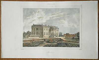 1837 print WHITE HOUSE, WASHINGTON D.C. (#90)