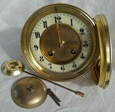 complete french clock movement for a mantle clock