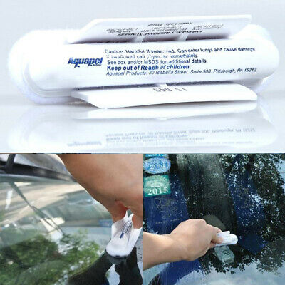 1pc Car Windshield Glass Water Rain Repellent Treatment Application Repels Tool